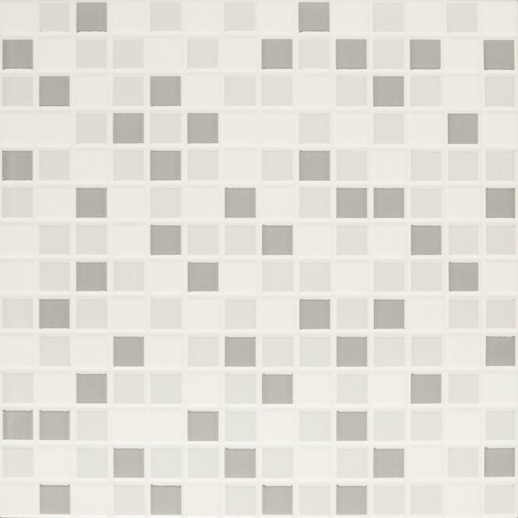 Piso Aqua Mix Plata 33,5x33,5