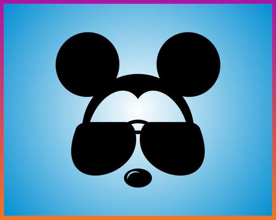 dea004dd63 mickey mouse with glasses download Mickey Sunglasses SVG mickey wall art Disney  Aviators SVG Iron on Transfer mickey mouse with glasses