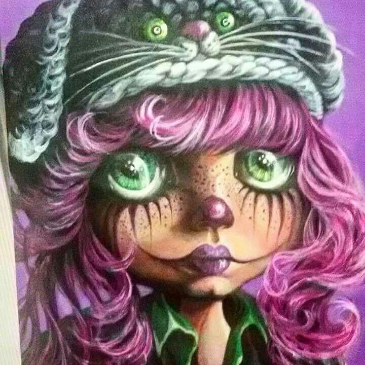 Blythe doll Vera Rao