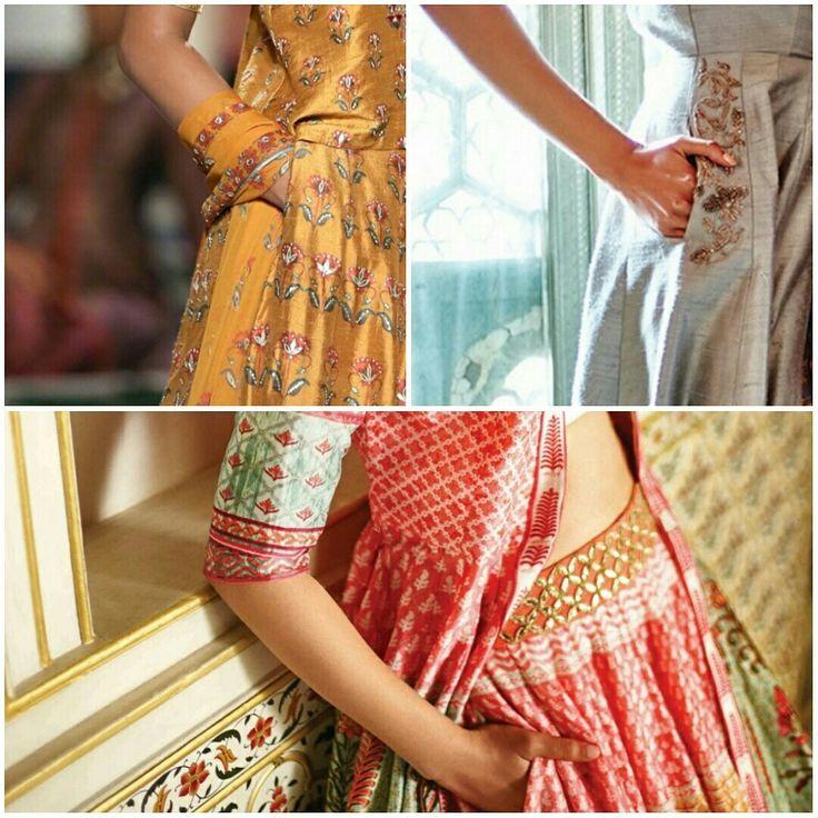 #anitadongre #bridal #couture #groom #bride #bridesmaids #weddings #india #indian #epiclove #rajasthan #gotapatti #embroidery #print #lehenga #sherwani
