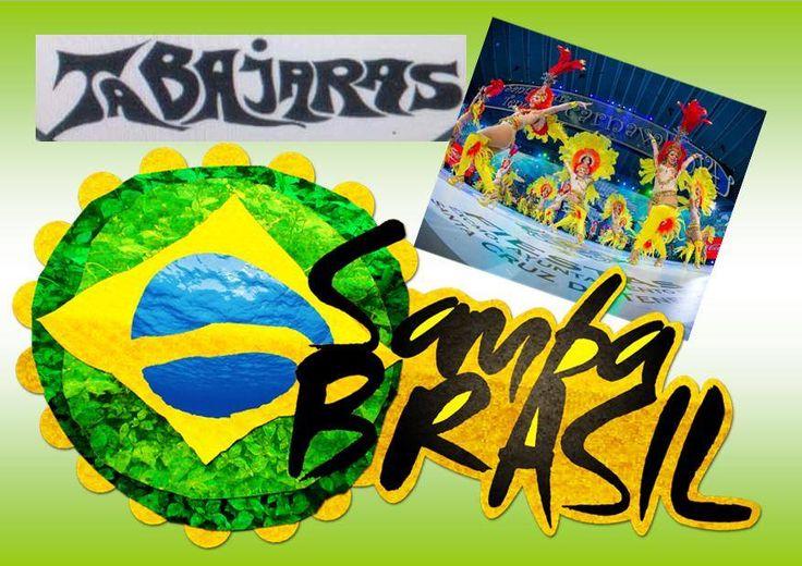 Grupo Mascarada Carnaval: ¡¡Este año Tabajaras recibe clases de Samba!!