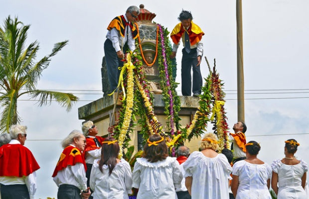 Happy Prince Kuhio Day! Hawaii will honor Prince Kuhio with a celebration in his hometown of Kaua'i