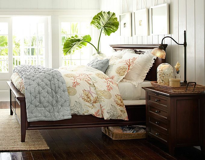 room ideas bedrooms room three pottery barn love the basket tray