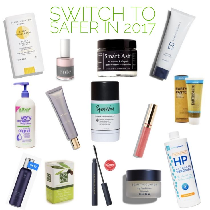 Switch to Safer in 2017: My Favorite Clean Personal Care Products — Kate's Healthy Cupboard