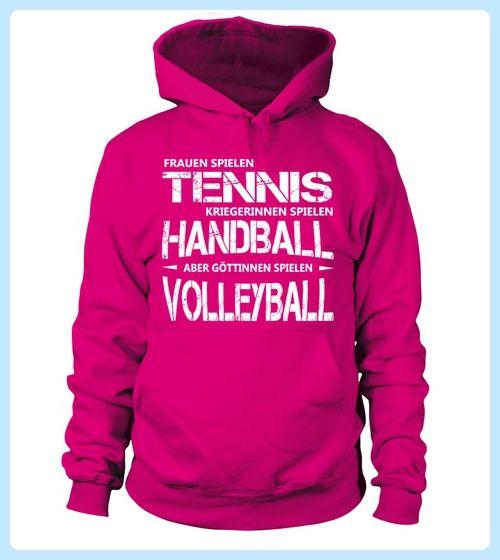 Gttinnen spielen Volleyball  Shirt Geschenke online (*Partner Link)