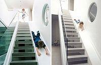 56 креативных идей дизайна лестниц