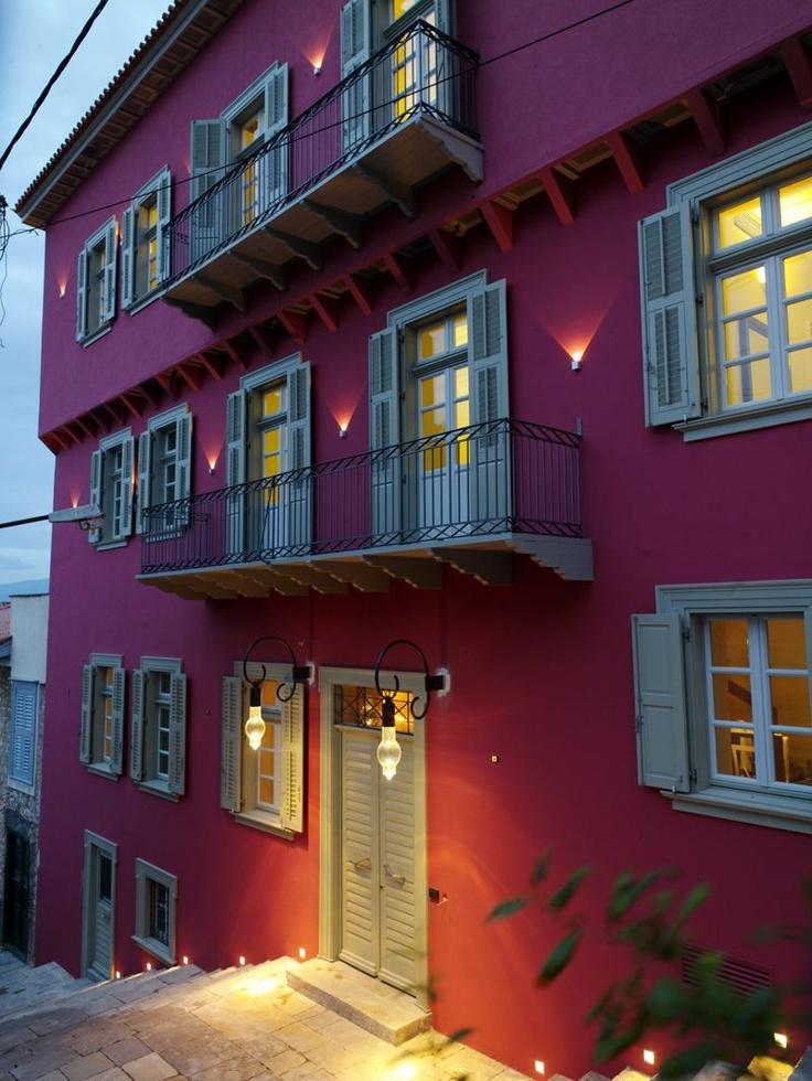 Romantic hotel in Nafplio  Journey through time ...