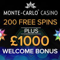 Monte-Carlo Casino offers 20 Free Spins + £1000 Welcome Bonus! All the newbies at this site receives casino bonus of 100%, 50%, 50% and 100% on the first four deposits respectively. In fact you will be rewarded with 20 free spins on exclusive slots like Starburst, Twin Spin or Gonzo's Quest. So, join now to experience the top notch casino games right at your comforts. http://wlmontecarloaffiliates.adsrv.eacdn.com/C.ashx?btag=a_17066b_13178c_&affid=12678&siteid=17066&adid=13178&c=glc-hp