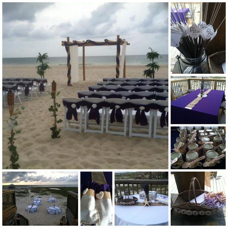 dauphin island beach wedding wedding inspiration