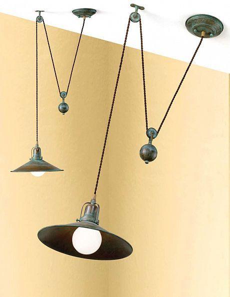 Uniquely Designed Nautical Lighting