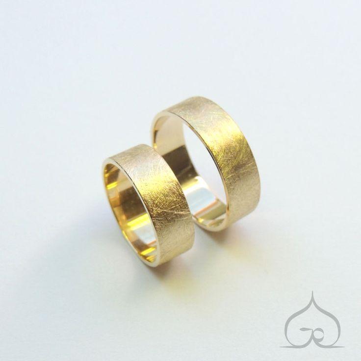 gouden trouwringen