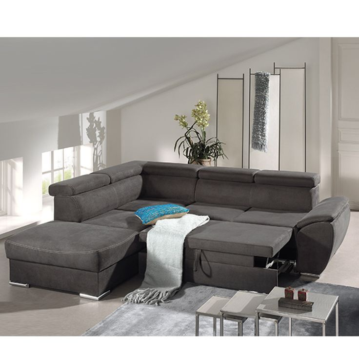 38 best canap d 39 angle images on pinterest canapes couch and diy sofa. Black Bedroom Furniture Sets. Home Design Ideas