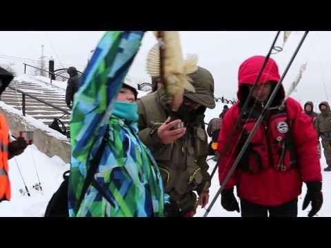 Нордические Игры - рыболовный праздник в разгар Новогодних праздников!