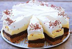 Fenomenální nepečený čokoládový dort, který si oblíbíte. Připraven rychle, je nenáročný na přípravu a zvládnou ho i začátečnice v kuchyni.