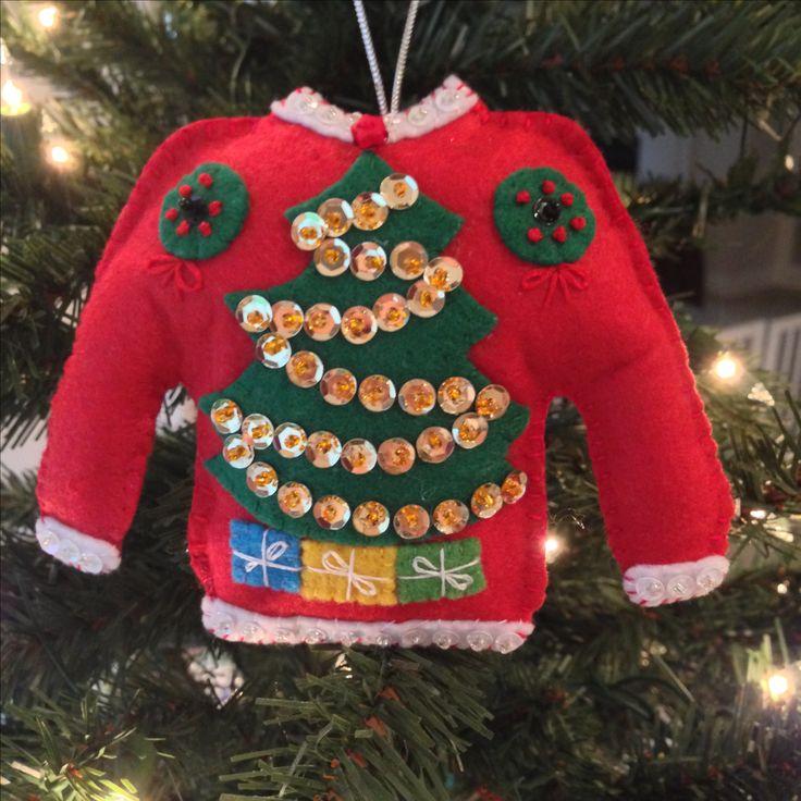 Suéteres feos de Navidad que sí quieres ponerte