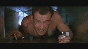 Writing Action Scenes: a sample from Die Hard