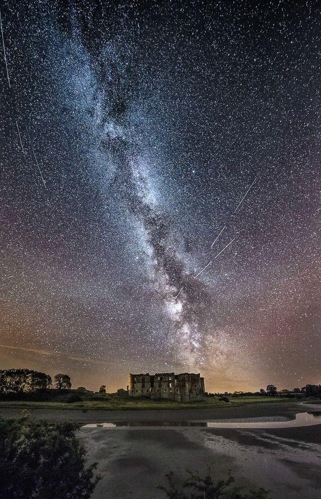 Orionid Meteor Jpg Shower