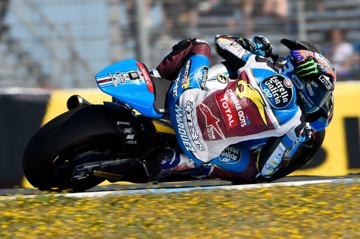 Alex Marquez, Spanish Moto2 2015
