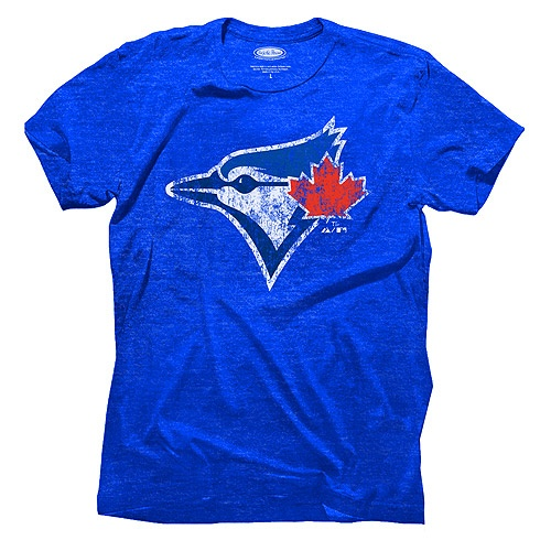 Toronto Blue Jays Triblend T-Shirt by Majestic Threads - ESPN Shop