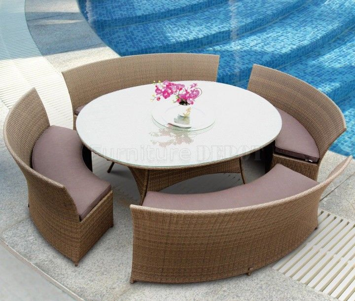 18 best Patio Dining Sets images on Pinterest