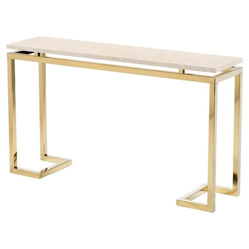 17 best ideas about marble console table on pinterest