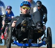 Royce was diagnosed with ALS in 2010. With some love and support from his wife and family, he and BAYADA HHA completed the Ride2Recovery Gulf Coast Challenge in 2013.