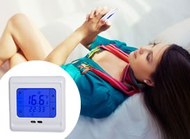 Free touchscreen thermostat offer