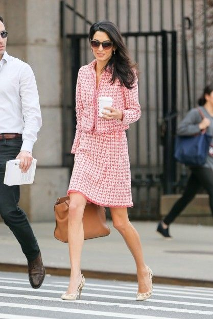 Amal Clooney best looks | Celebrity style inspiration | Fashion - Red Online