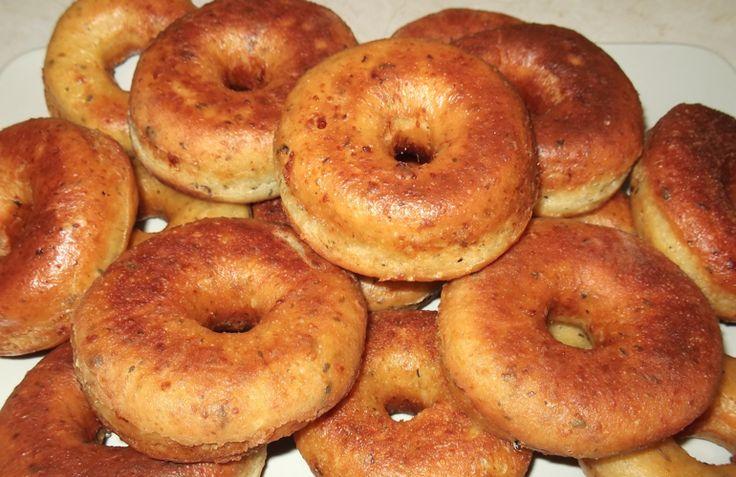 Λαχταριστά αλμυρά ντόνατς που θα τρελάνουν μικρούς και μεγάλους
