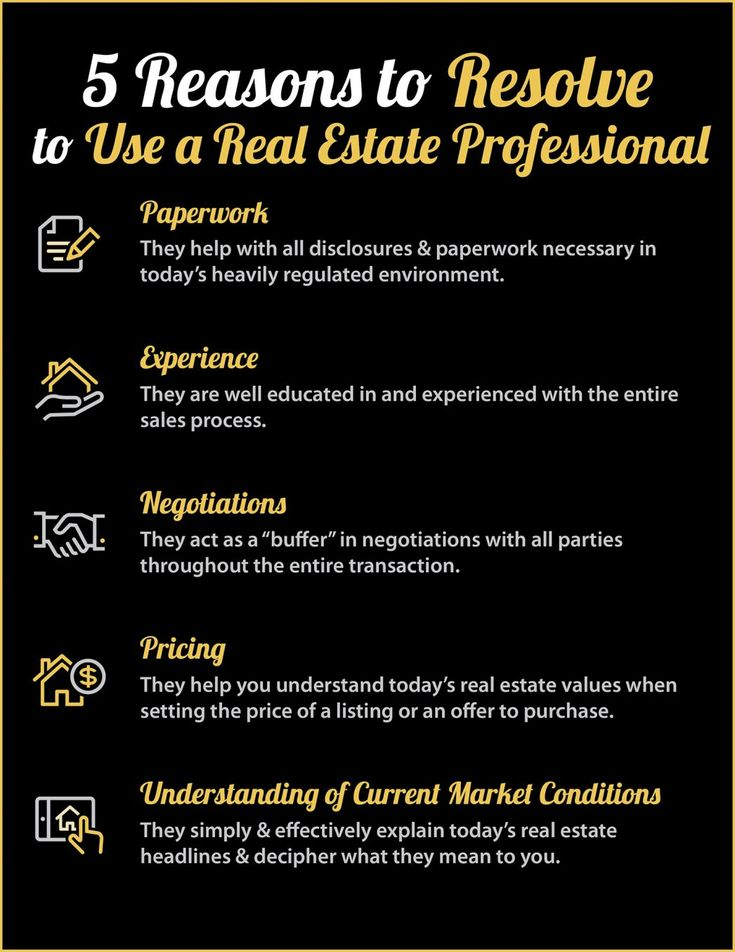 Why you should hire a real estate professional. Real Estate Agent can provide free resources and can help with the home buying process and the home selling process/