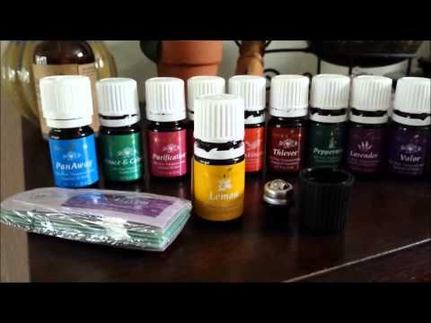 Essential Oils - Holistic Health Herbalist
