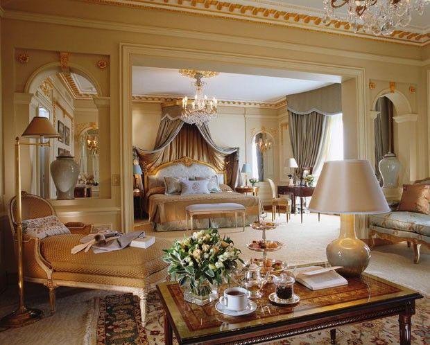 De Hotel De Luxo no Pinterest  Interiores De Hotéis, Design De
