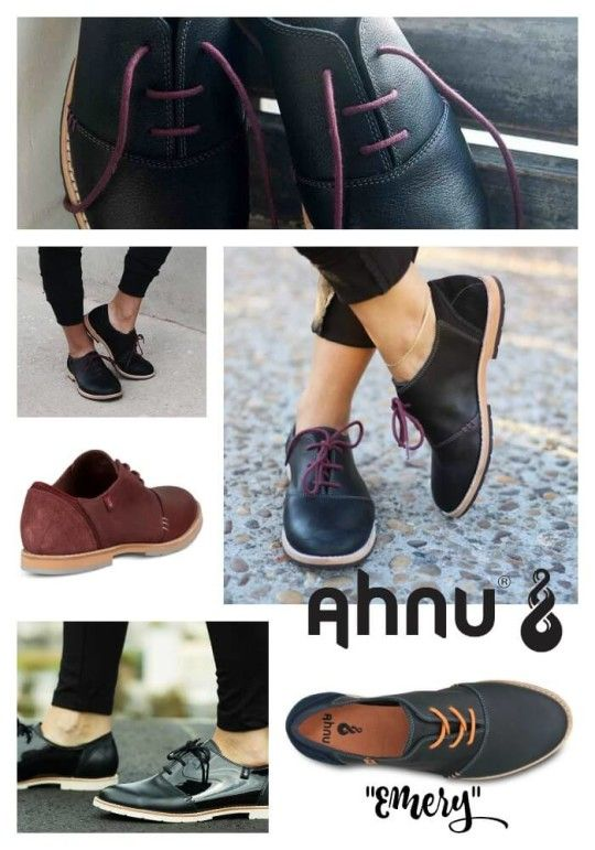 Ahnu Emery Oxford Shoe Main need arch support