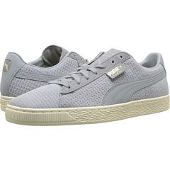 promo code ff0ca 91c20 Suede Classic Perforation by PUMA at Zappos.com. Read PUMA ...