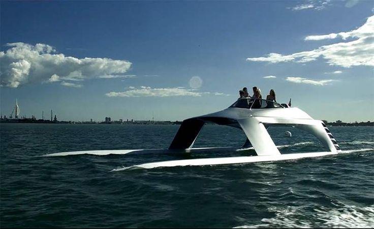 The Glider luxury ...