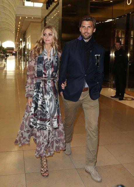 Olivia Palermo Street Fashion & More Luxury Details