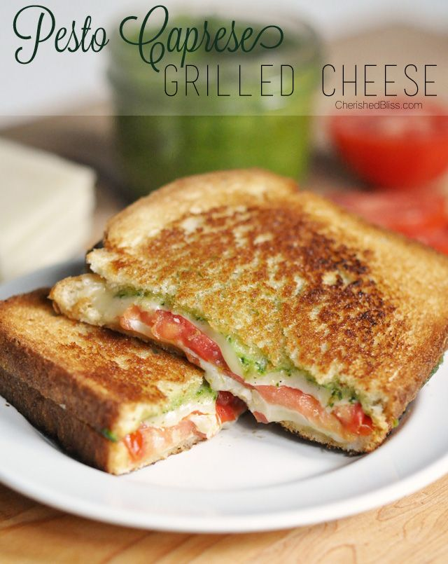 With fresh garden basil pesto, delicious vine ripened tomatoes, and natural grated mozzarella cheese, you cannot go wrong. This is definitel...