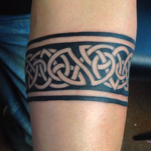 Viking Armband Tattoo Designs: 31 Best Celtic Armband Tattoo Designs Images On Pinterest