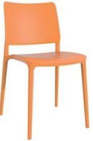 пластиковые стулья papatya папатия модерн из пластика для внутреннего и наружного кафе баров ресторанов стул кресло поликарбонат полипропилен цена грн доставка по украине Стул Joy-S 4ugla.com.ua