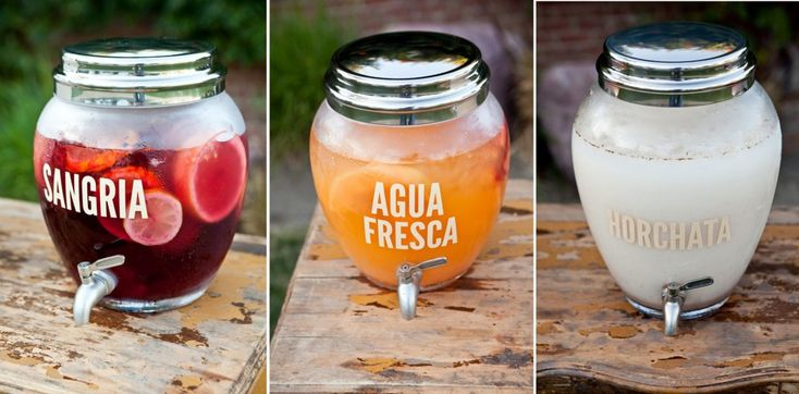 I wonder if Epicure will bring back our Agua Fresca!  Ours looks more like the Sangria for colour though...