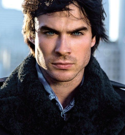 Ian Somerholder AKA Damon Salvatore 😜 ... Vampire Diaries .. Love his character and he's hot too!!
