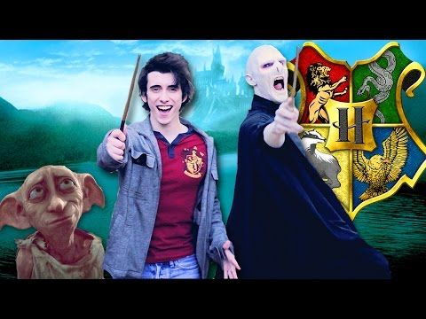 We Are From Hogwarts - Harry Potter Parody - YouTube I CAN'T STOP WATCHING CHRIS VILLAIN'S VIDEOS!!!!! GAHHHH!!! THEY ARE LITERALLY PERFECTION!!! ❤