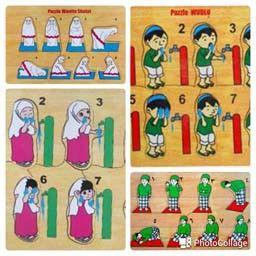 Mainan anak muslim
