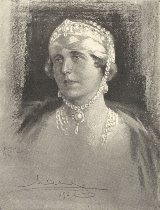 Aboard the liner he was introduced to a titled fellow-passenger, Queen Marie of Roumania, who presently proposed that he do a portrait of her in the course of the leisurely days at sea.