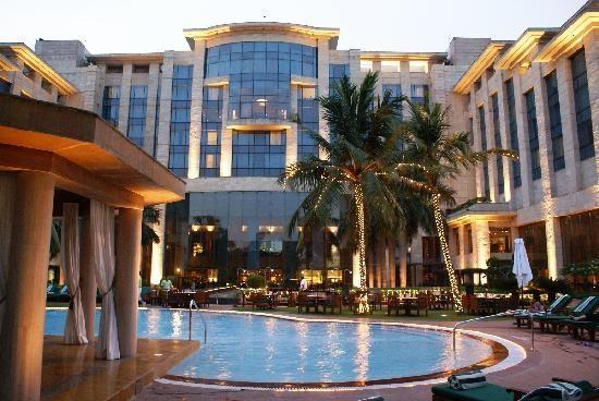 Hyatt Hotel, Kolkata India