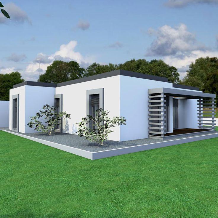 17 mejores im genes sobre habita o lugares en pinterest - Casas prefabricadas modulos ...