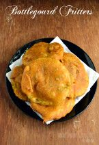 Bottlegourd Fritters by Priti_S, via Flickr