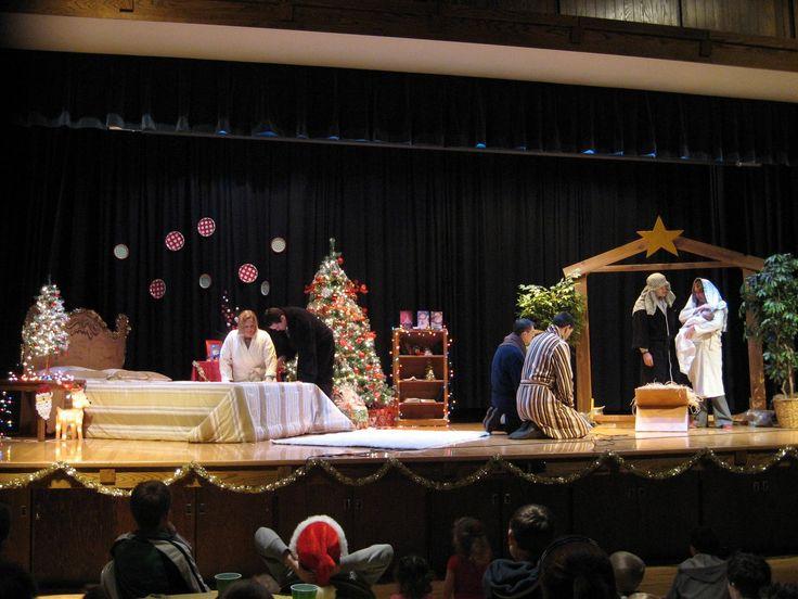 The Birth Of Jesus Christmas Play Script