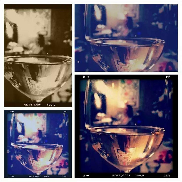 world through a wine glass