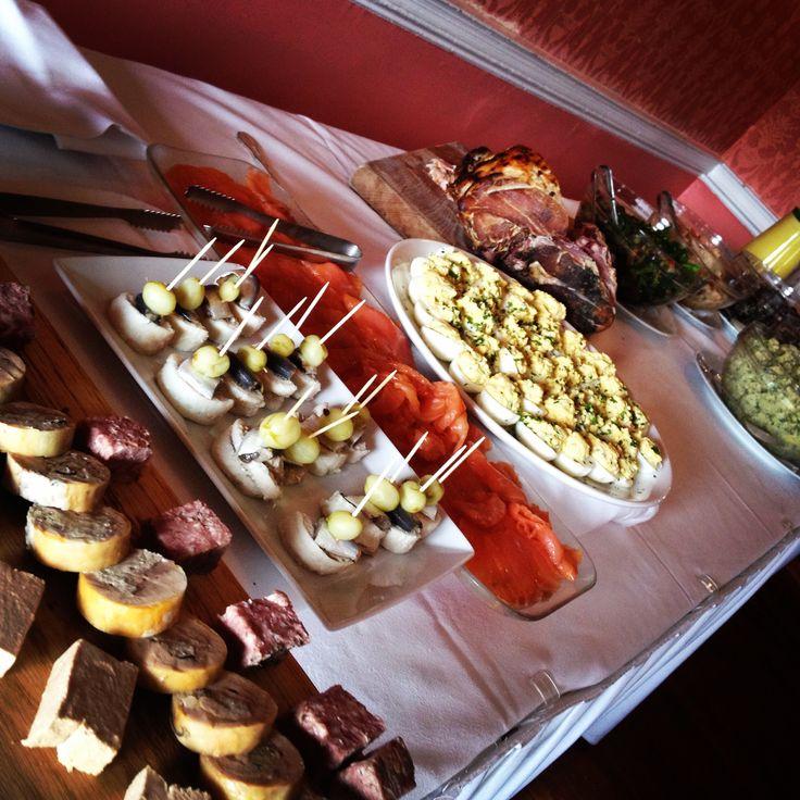 Our Famous Sunday Lunch Buffet @longuevillehousecork  http://www.longuevillehouse.ie/